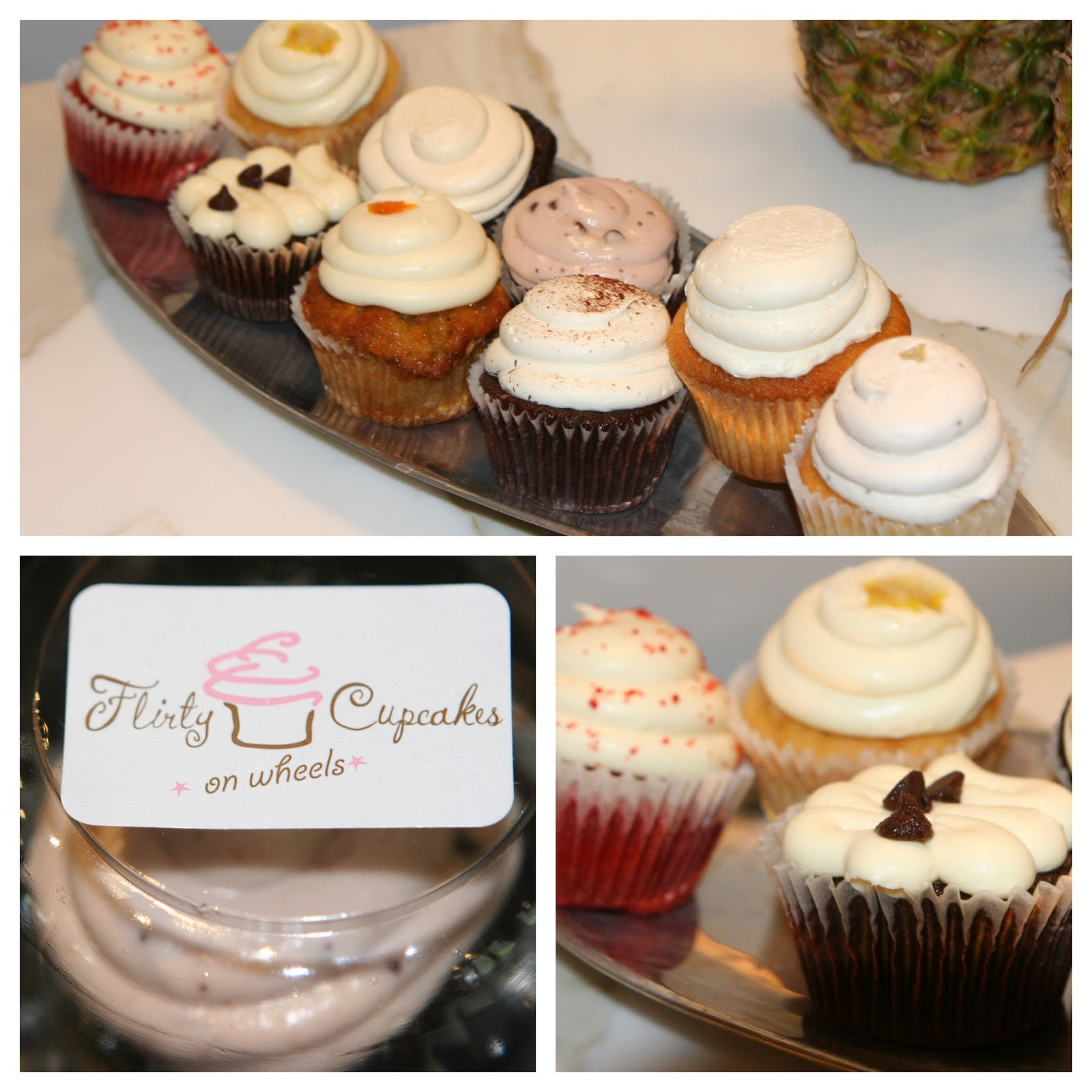Cupcake Food Truck Chicago
