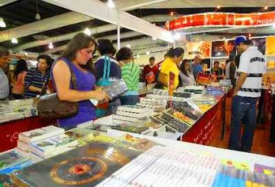 Feria Internacional del Libro en Guatemala (Filgua) 2012