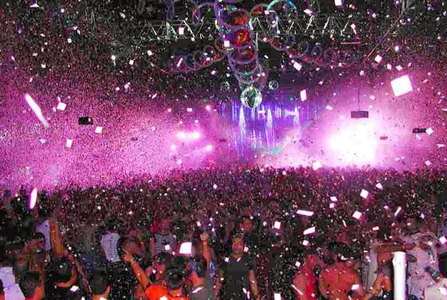 Festa Ano Novo Reveillon Miami