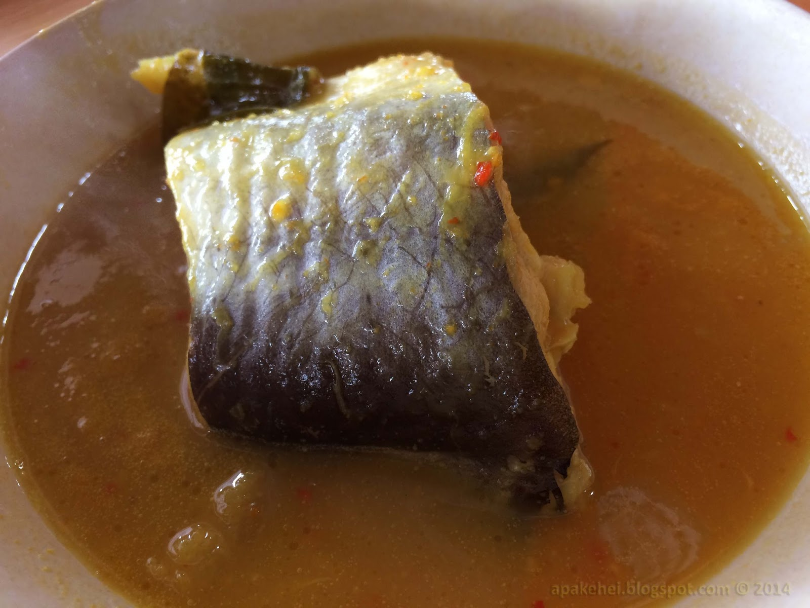 Ikan patin masak lemak tempoyak