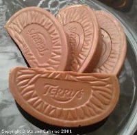 Terrys chocolate orange segments