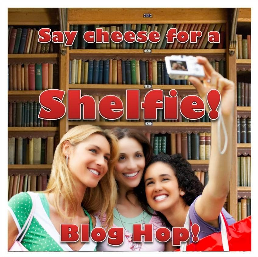 Shelfie Blog Hop!