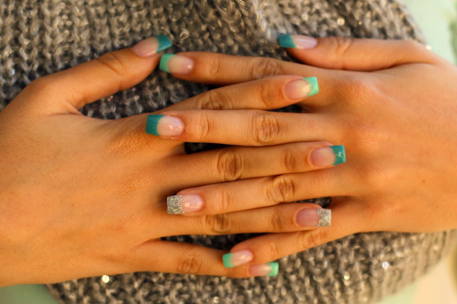 inspiração de unhas