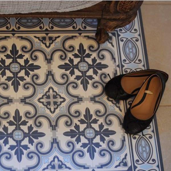 Kokodeko alfombras de vinilo absolutamente preciosas - Alfombras de vinilo ...