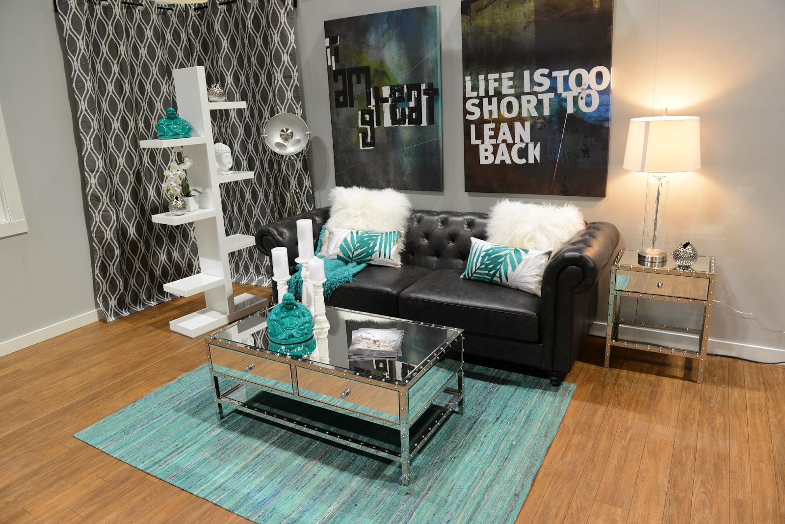 reflecting on metallic home decor: 5 ways ~ marketplace events