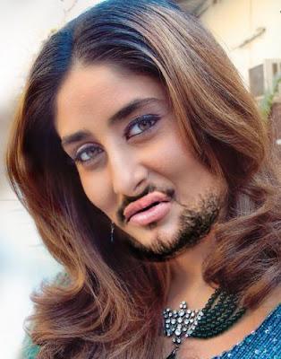 Funny Karina Kapoor