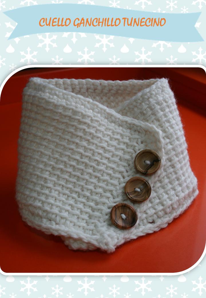 Luna Llena Creaciones: Cuello crochet. Rums 6/15