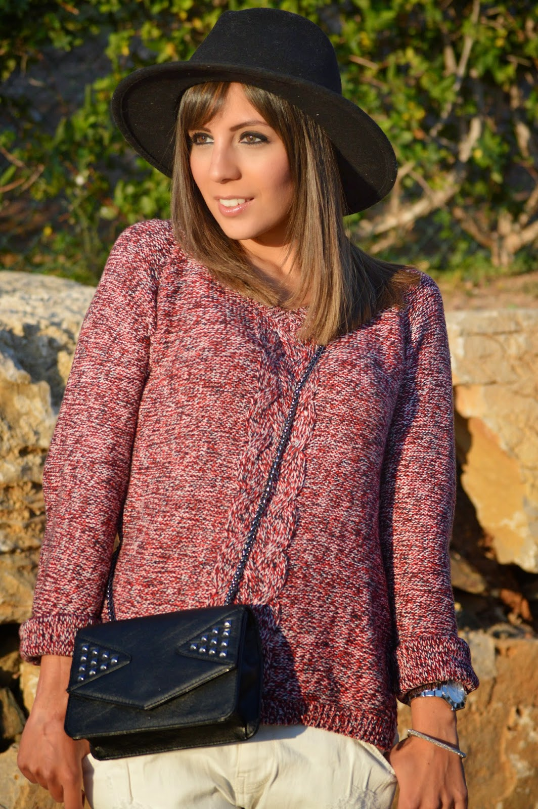 street style fashion cristina style fashion blogger malagueña blogger malagueña inspiration outfit look chic lovely casual inspirations mango zara blog moda mood