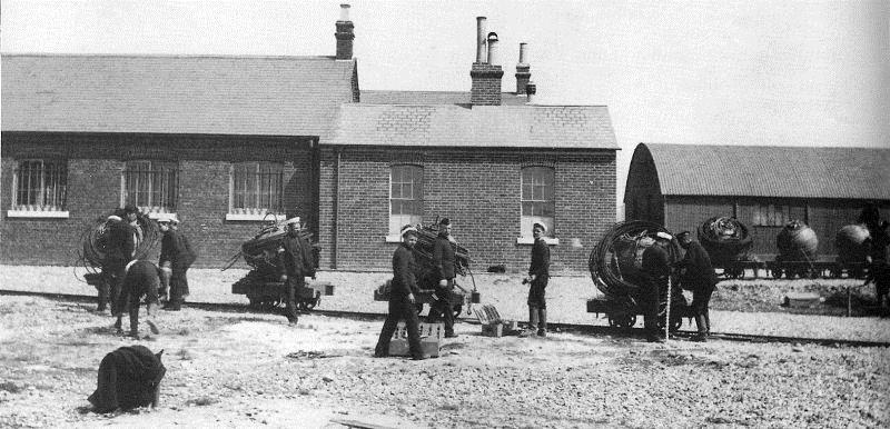 Blockhouse 1897