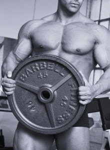 Bodybuilder's Training