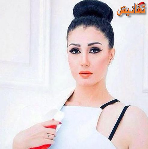 الممثلة غادة عبد الرازق