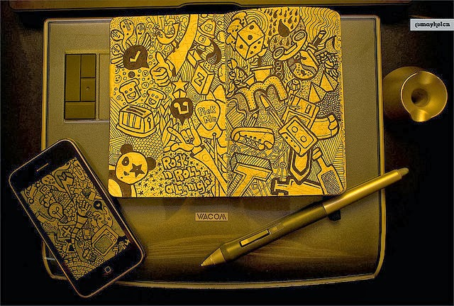 06-Maykel-Nunes-Graphic-Designer-Illustrator-Moleskiner-Sketchbook-Doodles-www-designstack-co