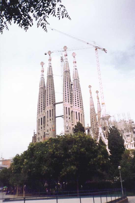 Famous world famous landmarks in spain for Famous landmarks in
