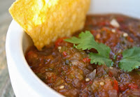 Salsa Tipo Mexicana (vegana)