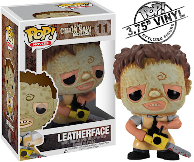 Leatherface The Texas Chainsaw Massacre Pop! Movies Vinyl Figure by Funko