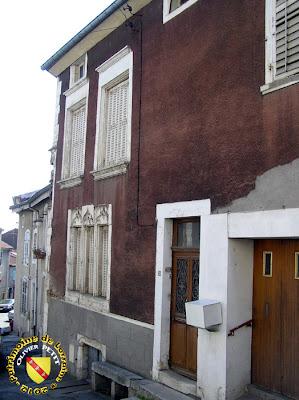 Pont-Saint-Vincent -Maison des Chapelains