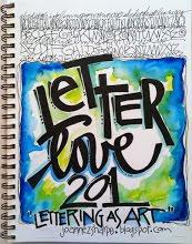 Joanne Sharpe/Letter Love 201 Class