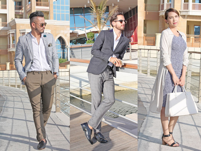 fashion bloggers in Dubai