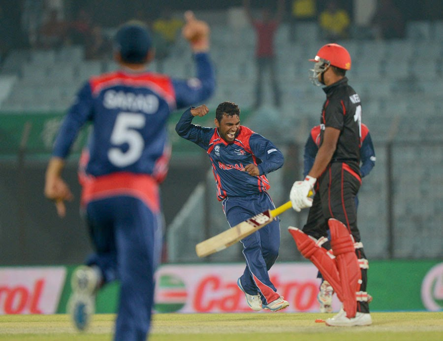 Picture News, T20 World Cup 2014 in Pictures, In pictures, Cricket Wallpapers, Neepal, Hong Kong,