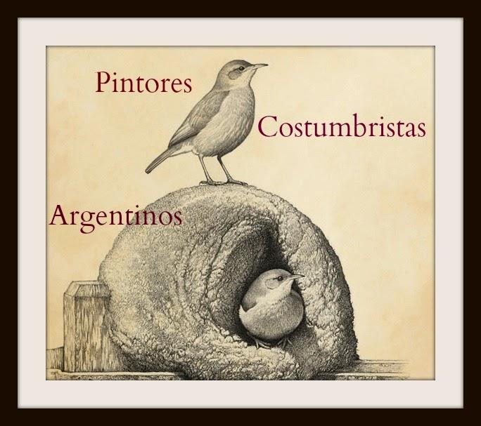 Pintores Costumbristas Argentinos