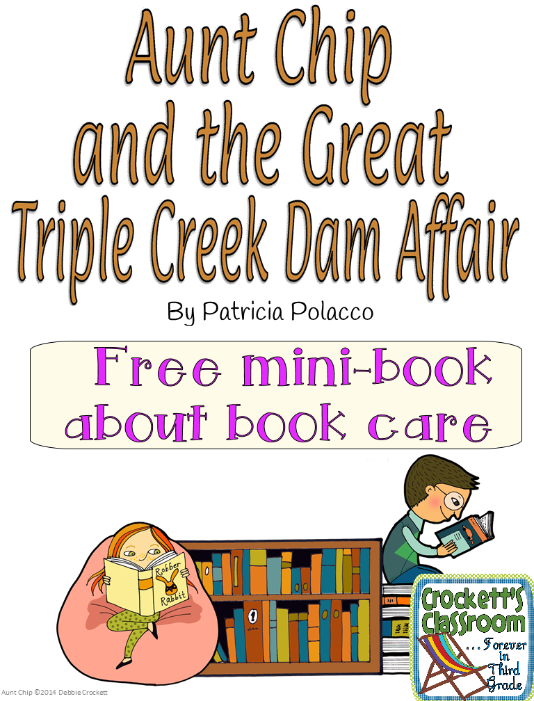 Taking Care of Books, mini-book