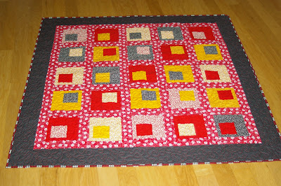 QUILT PATTERNS FOR BABIES LADYBUGS My Quilt Pattern