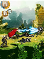 Thor: The dark world Mobile Game,games for touchscreen mobiles,java touchscreen mobile games