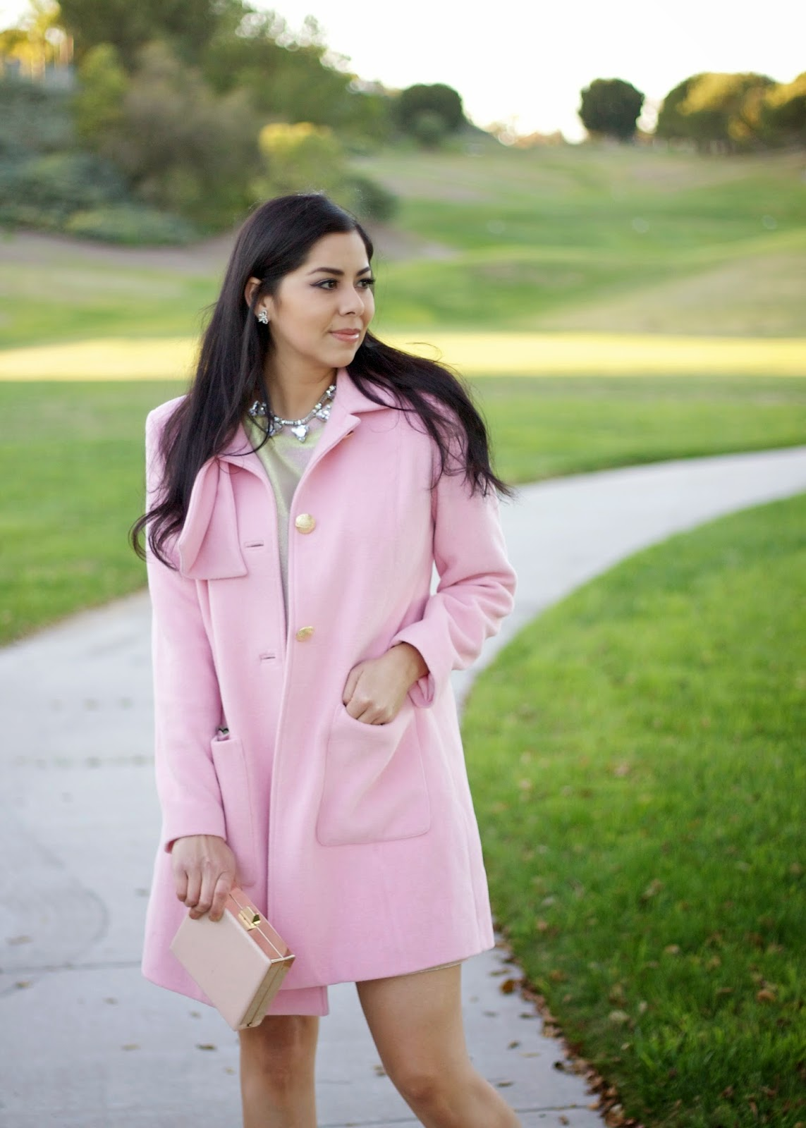 Pink Iridescence Lil Bits Of Chic By Paulina Mo San Diego Based Fashion Lifestyle Blogger