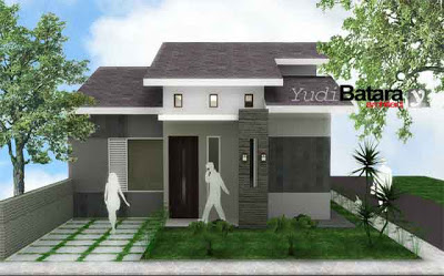 desain rumah tinggal minimalis 3