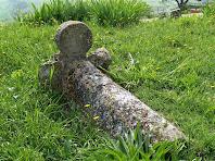 Tomba medieval de la Tossa