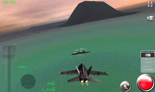 Air Navy Fighters apk - modern aircraft combat