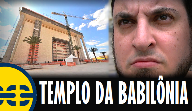 """Novo vídeo do Canal Libertar: """"Templo da Babilônia #3"""""""