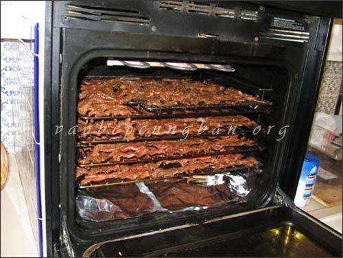 Cách làm thịt bò khô ngon tuyệt tại nhà 3