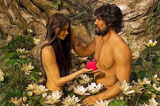 CINTA SUCI ADAM DAN HAWA  Nabi Adam Dan Hawa Bertemu