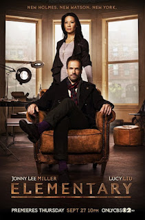 ustv elementary poster 1 Download Elementary   3ª Temporada AVI + RMVB Legendado