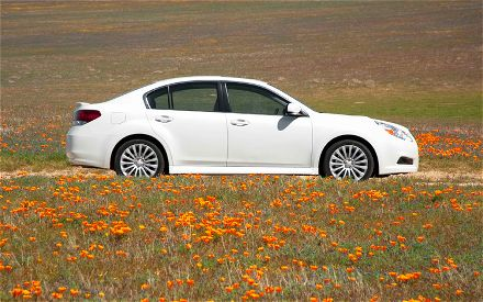 Information about Vehicle  2010 Subaru Legacy 2 5 GT Prices and Specs