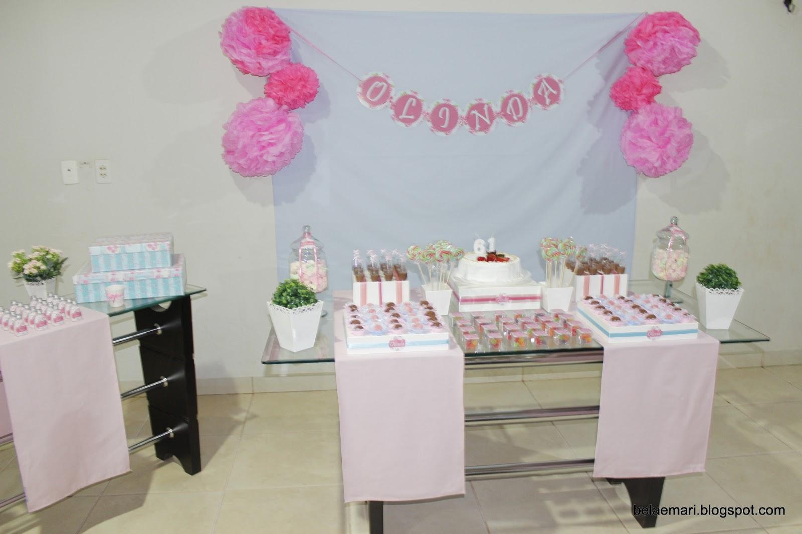 decoracao festa vovó:Blog Bela e Mari: Decoração: Aniversário da Vovó