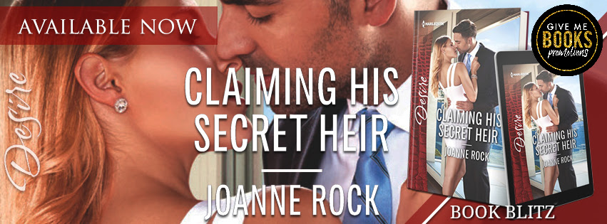 Claiming His Secret Heir Book Blitz