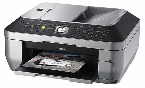Canon MX860 Mac Driver