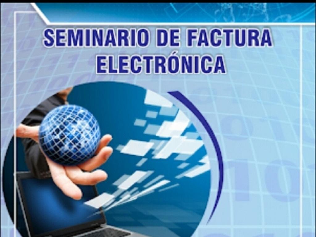 Seminario de factura electrónica