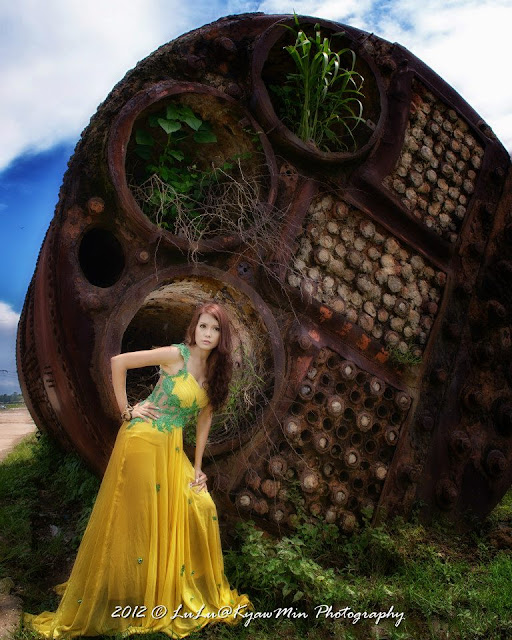 Shwe Sin - Yellow Angel