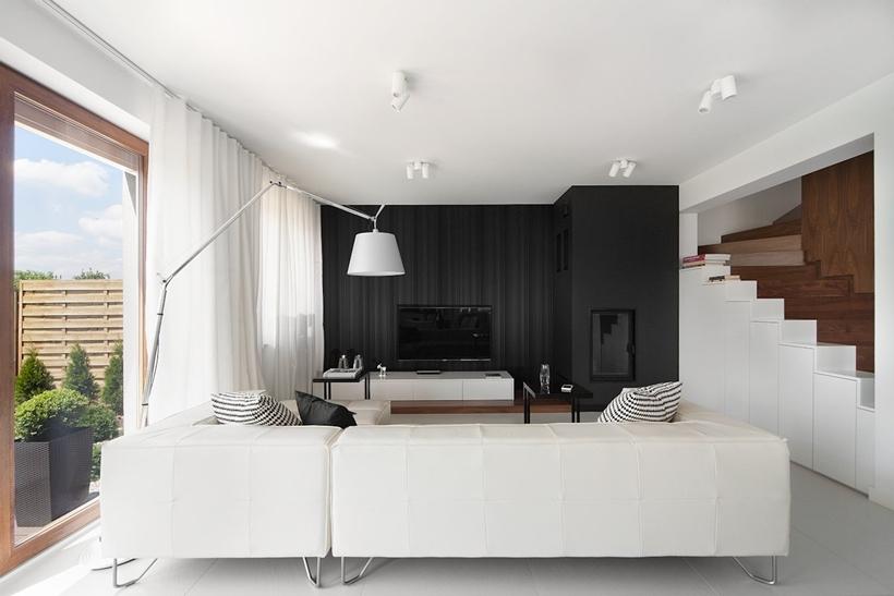 Contemporary Art In House Interior Design