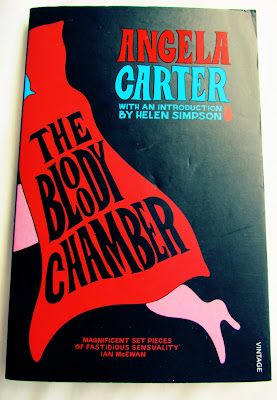 The Bloody Chamber, Angela Carter, fairy tale, stories, book