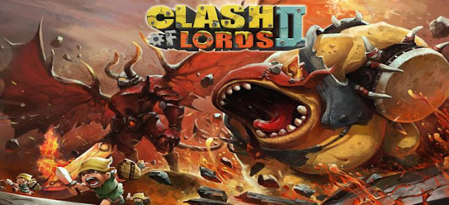 Download Clash of Lords 2 Apk + Data