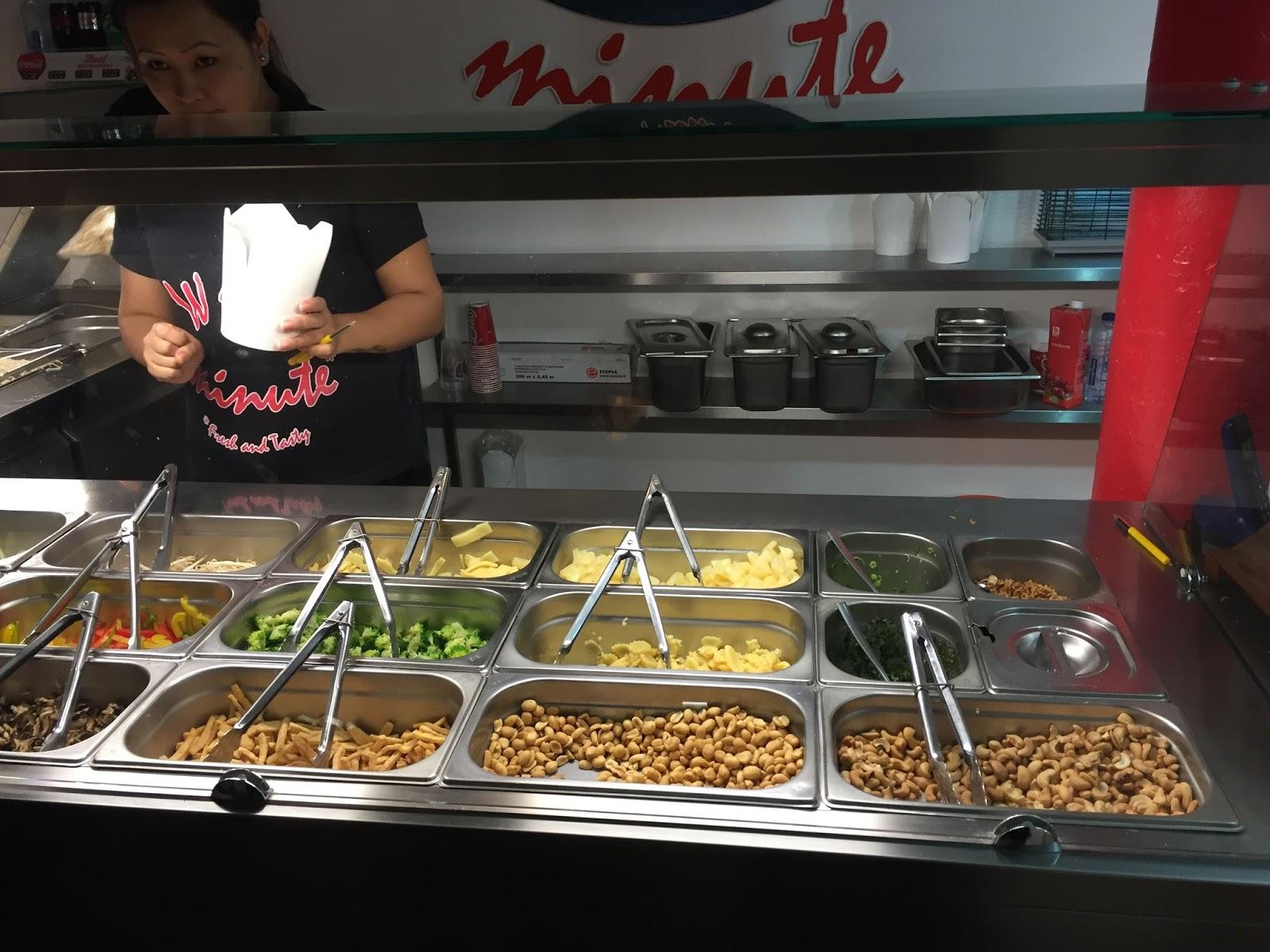 Wok Restaurant Asiatique