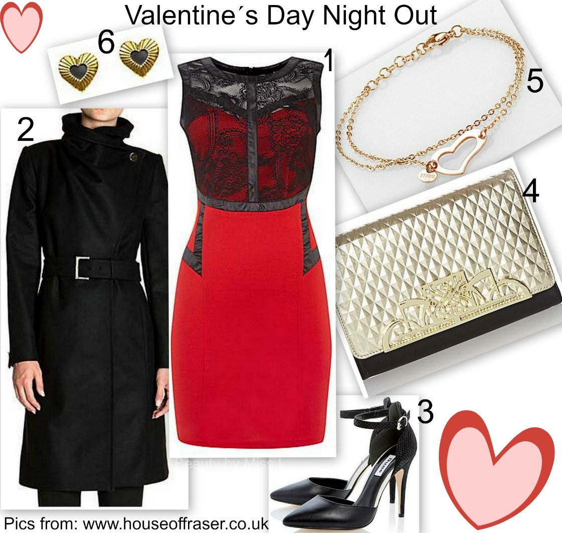 Valentine´s Day outfti idea