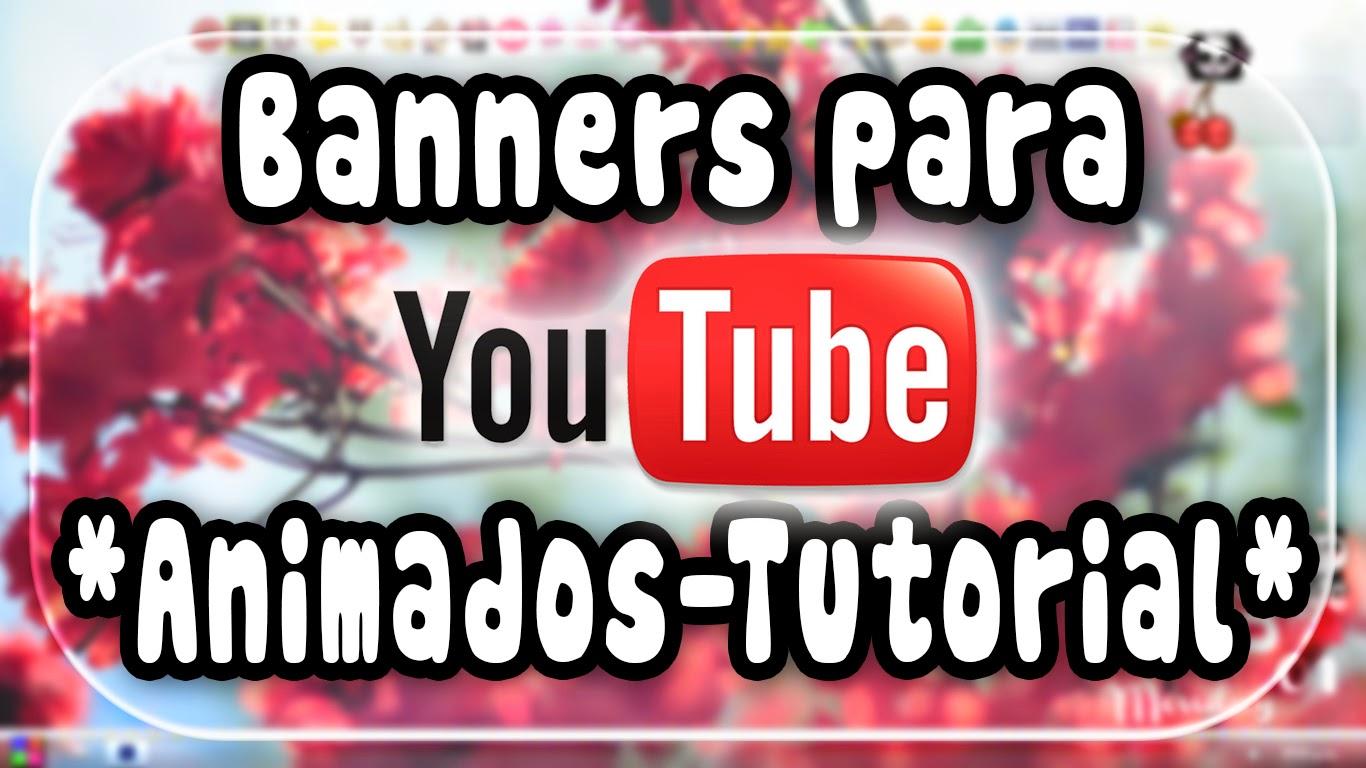 ♢TutozzPatt♢: Banners para Youtube Editables