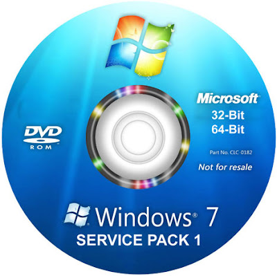 Microsoft Windows 7 SP1 x64 &amp; x86 PT-BR (Todas as Verses em 1 DVD)
