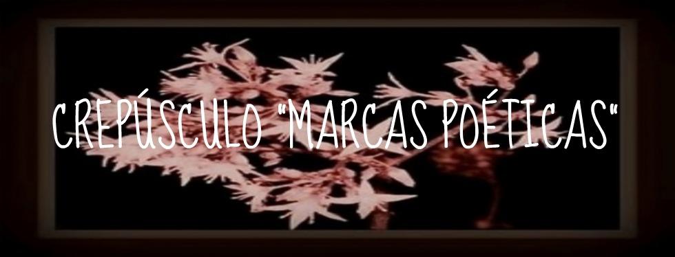 """CREPÚSCULO """"MARCAS POÉTICAS"""""""