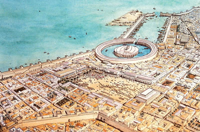 a history of the city of carthage After the fall of the great phoenician city of tyre to alexander the great in 332  bce, those tyrians who were able to escape fled to carthage with whatever.